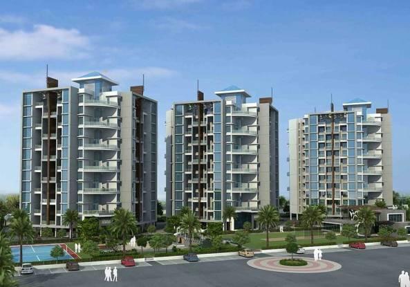 935 sqft, 2 bhk Apartment in Ravinanda Skylights Wagholi, Pune at Rs. 44.0000 Lacs