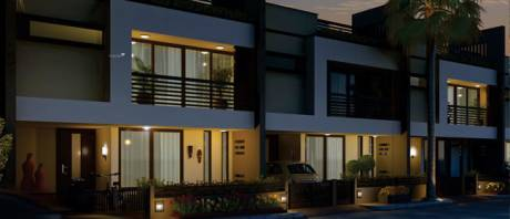 985 sqft, 3 bhk Villa in Raksha Builders and Deepam Realtors Oracle Misrod, Bhopal at Rs. 48.0000 Lacs