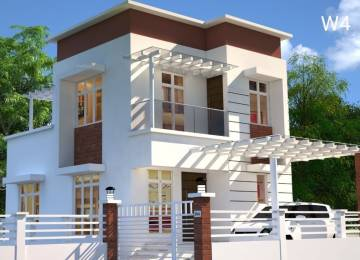 910 sqft, 2 bhk Villa in Builder omg gardenia Chandranagar Colony, Palakkad at Rs. 26.9000 Lacs