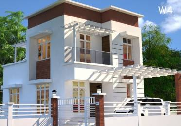 910 sqft, 2 bhk Villa in Builder OMG GARDENIA Chandranagar Colony Extension, Palakkad at Rs. 26.9000 Lacs