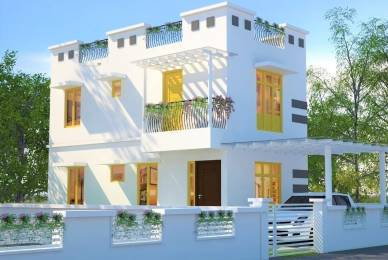 1155 sqft, 3 bhk Villa in Builder omg colours Kalleppully Venoli Road, Palakkad at Rs. 32.4000 Lacs