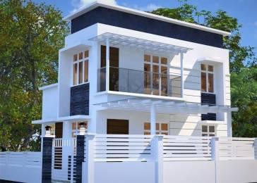 910 sqft, 2 bhk Villa in Builder omg gardenia Chandranagar Colony, Palakkad at Rs. 27.4000 Lacs