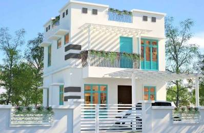 910 sqft, 2 bhk Villa in Builder omg colours Kalleppully Venoli Road, Palakkad at Rs. 25.9000 Lacs