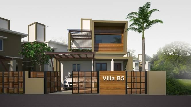 1250 sqft, 3 bhk Villa in Builder omg marbella Angamaly, Kochi at Rs. 37.4000 Lacs