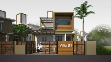 1121 sqft, 3 bhk Villa in Builder omg marbella Angamaly, Kochi at Rs. 34.9000 Lacs