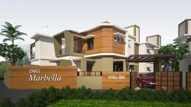 1135 sqft, 3 bhk Villa in Builder omg marbella Angamaly, Kochi at Rs. 33.9000 Lacs