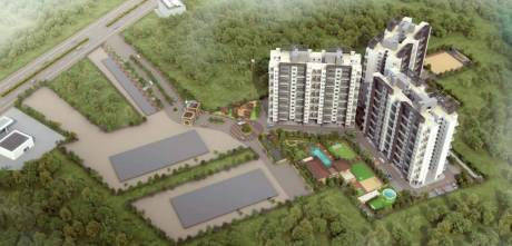 1058 sqft, 2 bhk Apartment in Pethkar Siyona Phase I Tathawade, Pune at Rs. 63.0000 Lacs