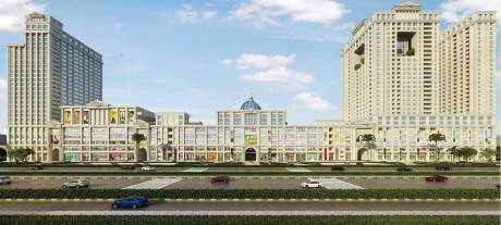 585 sqft, 1 bhk Apartment in Blue Sqaure Infrastructure LLP Spectrum Metro Sector 75, Noida at Rs. 44.7000 Lacs