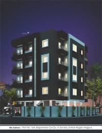 1050 sqft, 2 bhk Apartment in Builder Sunder Apartment Omkar Nagar, Nagpur at Rs. 42.0000 Lacs