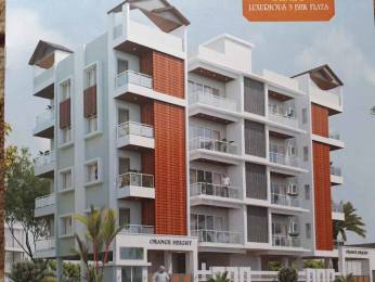 1400 sqft, 3 bhk Apartment in Builder Orange Height Pande Layout, Nagpur at Rs. 75.0000 Lacs