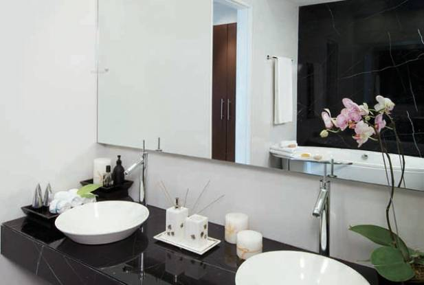 2450 sqft, 3 bhk Apartment in Salarpuria Sattva Luxuria Malleswaram, Bangalore at Rs. 65000