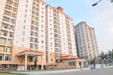 1870 sqft, 3 bhk Apartment in RNS Shanthi Nivas Yeshwantpur, Bangalore at Rs. 42000