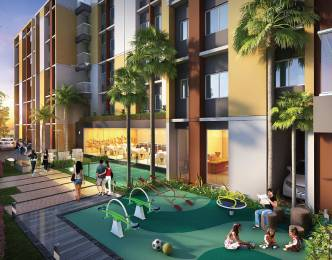 795 sqft, 2 bhk Apartment in Magnolia Prime Rajarhat, Kolkata at Rs. 25.4400 Lacs