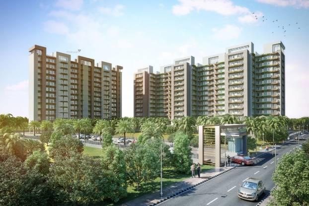1170 sqft, 3 bhk Apartment in Magnolia Oxygen New Town, Kolkata at Rs. 38.6100 Lacs