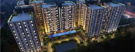 848 sqft, 2 bhk Apartment in Builder Magnolia Empire Sodepur, Kolkata at Rs. 22.0480 Lacs