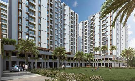 717 sqft, 1 bhk Apartment in Magnolia Empire Madhyamgram, Kolkata at Rs. 19.3590 Lacs
