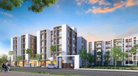 746 sqft, 2 bhk Apartment in Magnolia Success New Town, Kolkata at Rs. 28.3480 Lacs