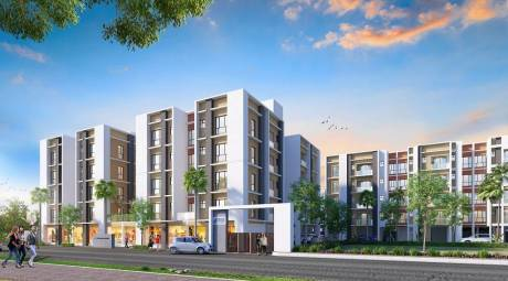 948 sqft, 3 bhk Apartment in Magnolia Success New Town, Kolkata at Rs. 36.0240 Lacs