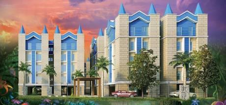 691 sqft, 2 bhk Apartment in Magnolia Fantasia Barasat, Kolkata at Rs. 15.2020 Lacs