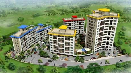 1300 sqft, 2 bhk Apartment in Builder Auro solis Wanowrie, Pune at Rs. 85.0000 Lacs