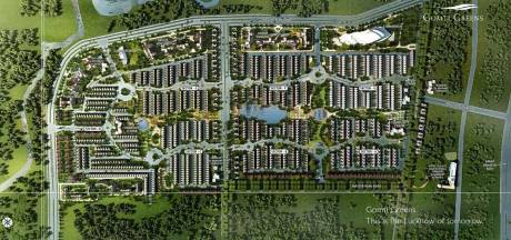 2160 sqft, Plot in Emaar Gomti Greens Gomti Nagar, Lucknow at Rs. 75.6000 Lacs