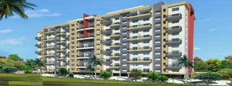 1060 sqft, 2 bhk Apartment in Pristine Pristine Meadows Wagholi, Pune at Rs. 12000