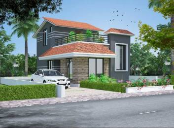 1000 sqft, 2 bhk Villa in Geekay Colonizers Kalpvriksh Villas Dhamtari Road, Raipur at Rs. 26.9000 Lacs