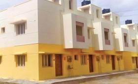 810 sq ft 3 BHK + 2T Villa in Annai Builders Real Estate Aaradhana 2