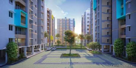 1052 sqft, 3 bhk Apartment in Signum Parkwoods Estate Hooghly Chinsurah, Kolkata at Rs. 25.2480 Lacs