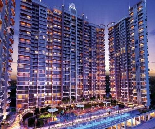 1345 sqft, 2 bhk Apartment in Paradise Sai World Empire Kharghar, Mumbai at Rs. 1.2000 Cr