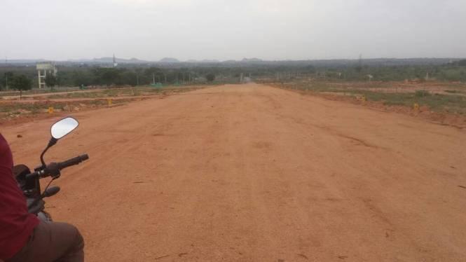 1485 sqft, Plot in Builder Nature Hills Aushapur, Hyderabad at Rs. 9.9000 Lacs