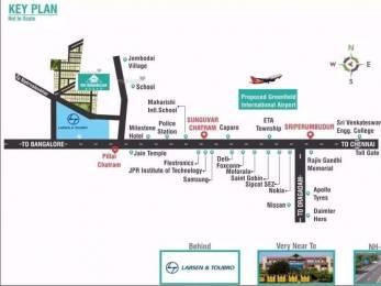 600 sqft, 1 bhk Villa in Sangamam Sri Ramanujar Nagar Sriperumbudur, Chennai at Rs. 13.0000 Lacs
