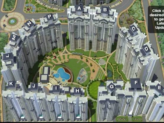 2390 sqft, 4 bhk Apartment in Ramprastha The Edge Towers Sector 37D, Gurgaon at Rs. 1.1500 Cr