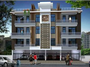 1058 sqft, 3 bhk Apartment in Chaudhary Samyak Sadan Kalyanpur, Kanpur at Rs. 45.0000 Lacs