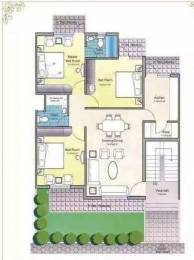 1180 sqft, 3 bhk Villa in Suncity Suncity Villas Sikar Road, Jaipur at Rs. 58.0000 Lacs