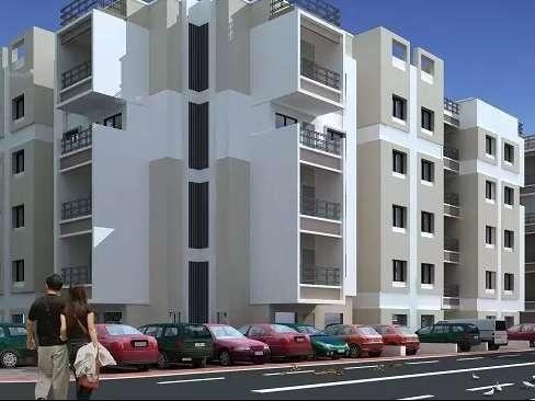 781 sqft, 2 bhk Apartment in Builder ashok vatika Narsala Road, Nagpur at Rs. 19.1345 Lacs