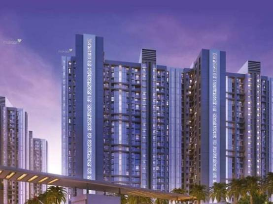 922 sqft, 2 bhk Apartment in Lodha Codename Crown Jewel Thane West, Mumbai at Rs. 1.1000 Cr