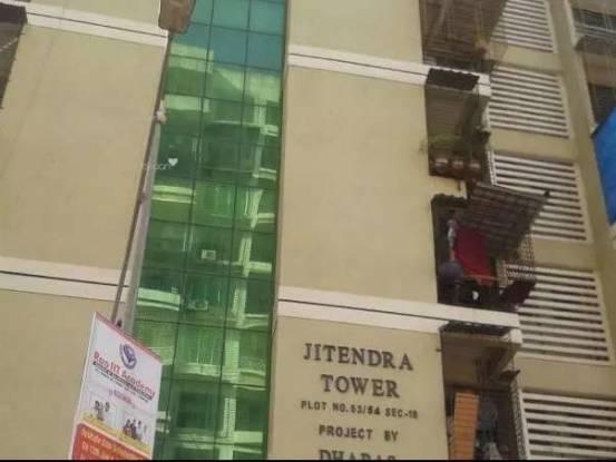 640 sqft, 1 bhk Apartment in Suman Jitendra Tower Kharghar, Mumbai at Rs. 45.0000 Lacs