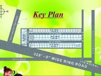 1080 sqft, Plot in Builder adipuram Shamshabad Road, Agra at Rs. 8.4000 Lacs