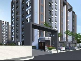 1089 sqft, 2 bhk Apartment in Shyam Elegance Jodhpur Village, Ahmedabad at Rs. 54.5000 Lacs
