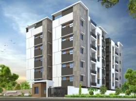 1,175 sq ft 2 BHK + 2T Apartment in Builder SREEINFRA