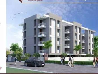 950 sqft, 2 bhk Apartment in Builder Bhuvi Gharkul Naralibag, Aurangabad at Rs. 38.0000 Lacs