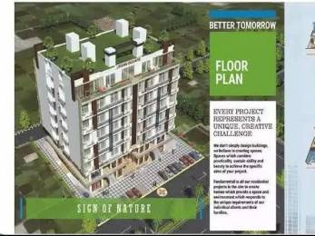 950 sqft, 2 bhk Apartment in GMD Urban Square Sector 9 Vasundhara, Ghaziabad at Rs. 50.0000 Lacs