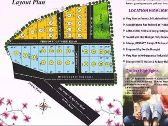 1800 sqft, Plot in Builder Project Gorrekunta, Warangal at Rs. 17.0000 Lacs