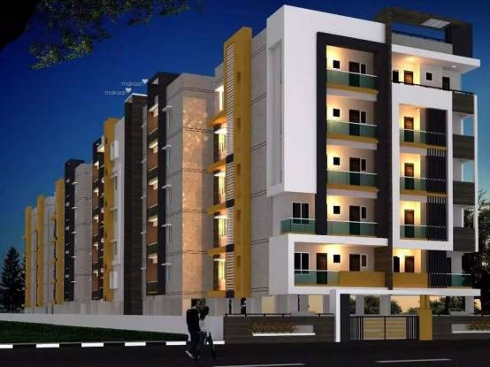 1000 sqft, 2 bhk Apartment in Builder Honeyy sreenivasam 1 Achutapuram, Visakhapatnam at Rs. 26.5000 Lacs