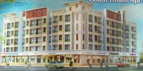 585 sqft, 1 bhk Apartment in Builder Gokul dham appartment Umroli, Mumbai at Rs. 3000