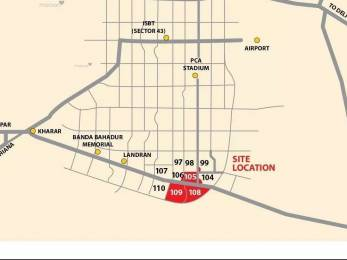 300 sqft, Plot in Builder Project Sector 108 Mohali, Mohali at Rs. 40.0000 Lacs