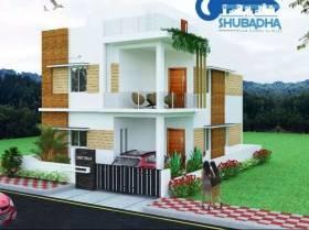 1,550 sq ft 3 BHK + 3T Villa in Builder Bhavanas GLS cribs