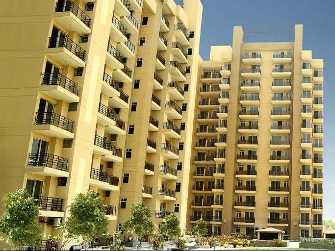 1419 sq ft 2BHK 2BHK+3T (1,419 sq ft) + Study Room Property By Property Space In The Hermitage, Sector 103