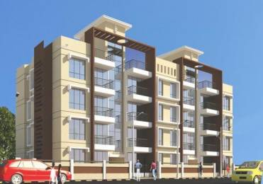 548 sqft, 1 bhk Apartment in Builder Channel Corner Apartment Sector-16 Koparkhairane, Mumbai at Rs. 35.0000 Lacs